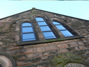 Blythe Bridge Methodist Church After