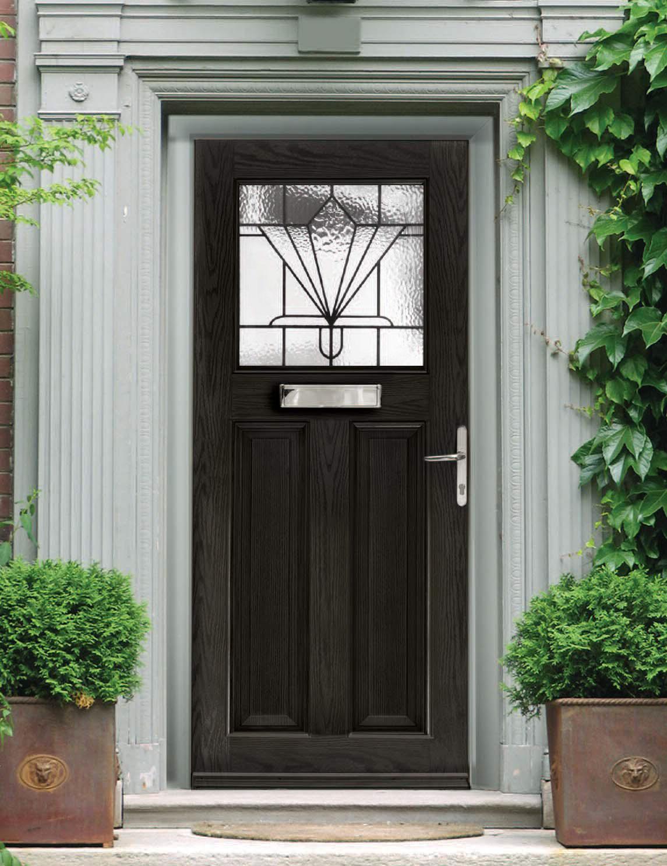 Alnwick GRP Doors