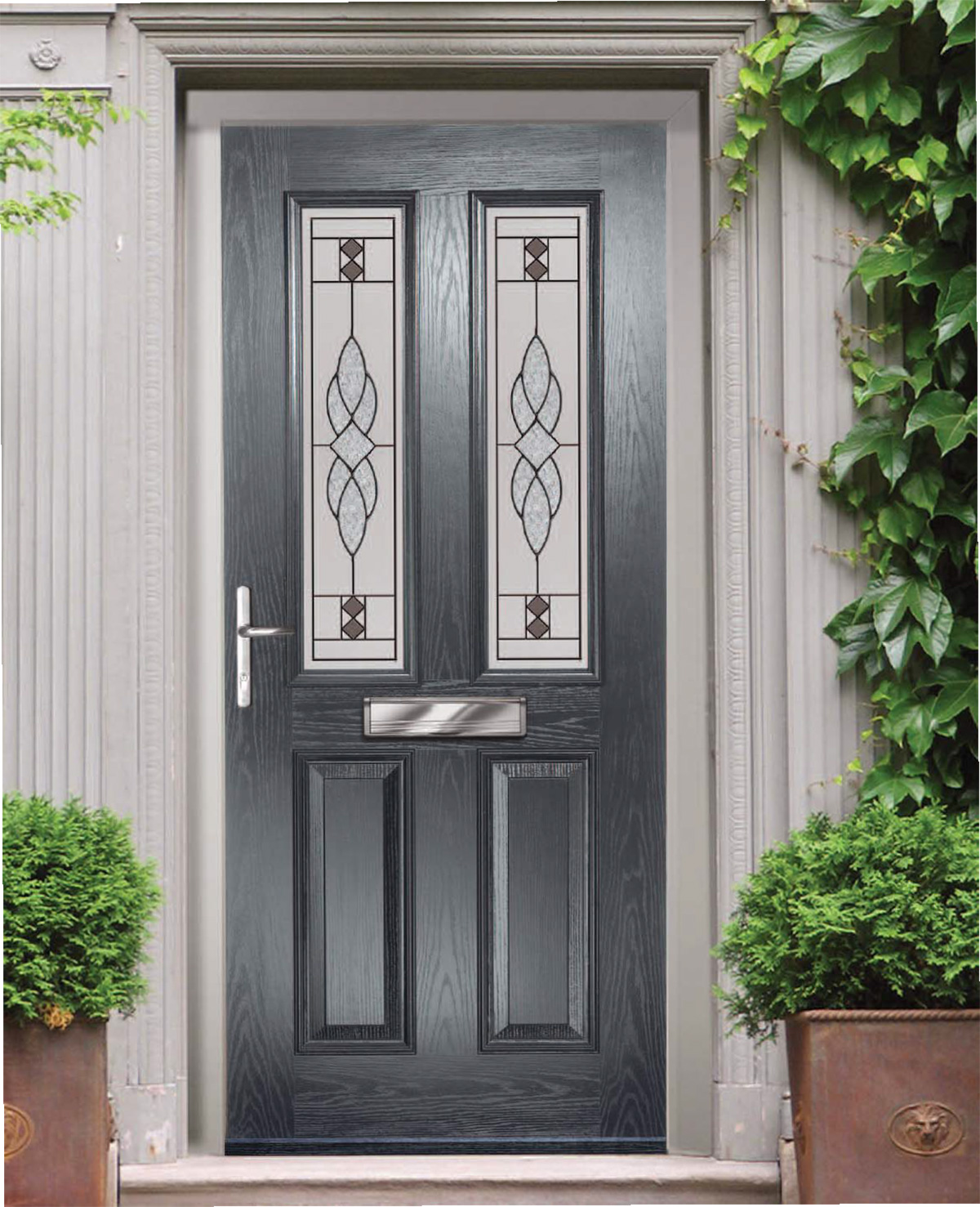 Bamburgh Composite Doors
