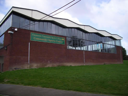 Chesterton Swimming Pool Strata Group Stoke On Trent Staffordshire