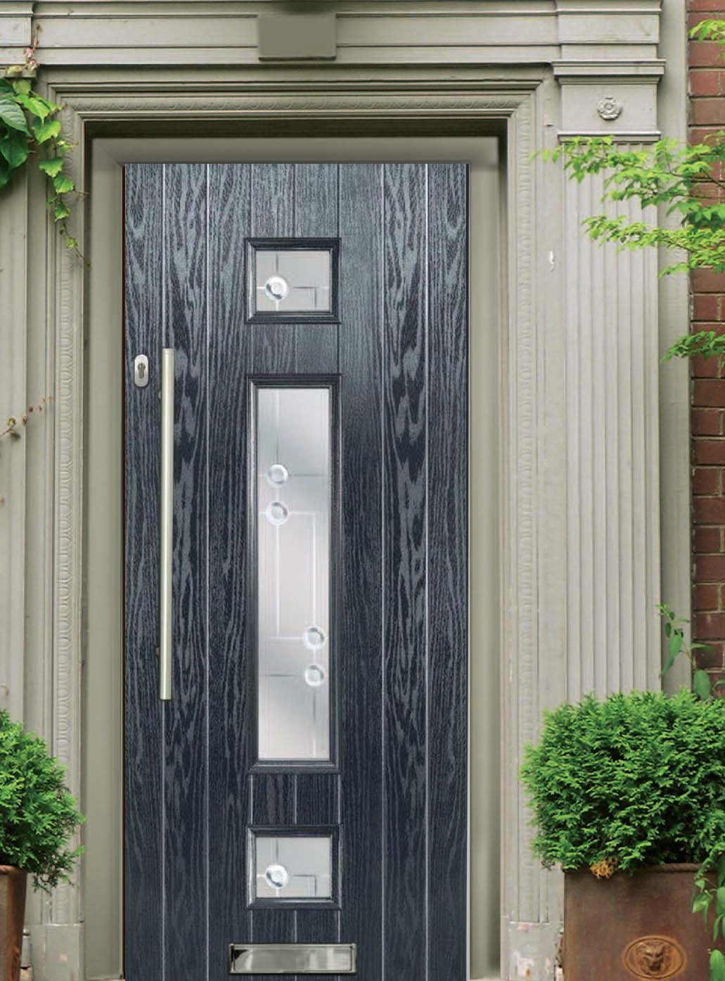 Berkeley Composite GRP Door