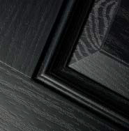 Black Composite Doors