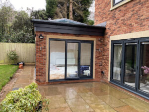 Anthracite Grey Orangery