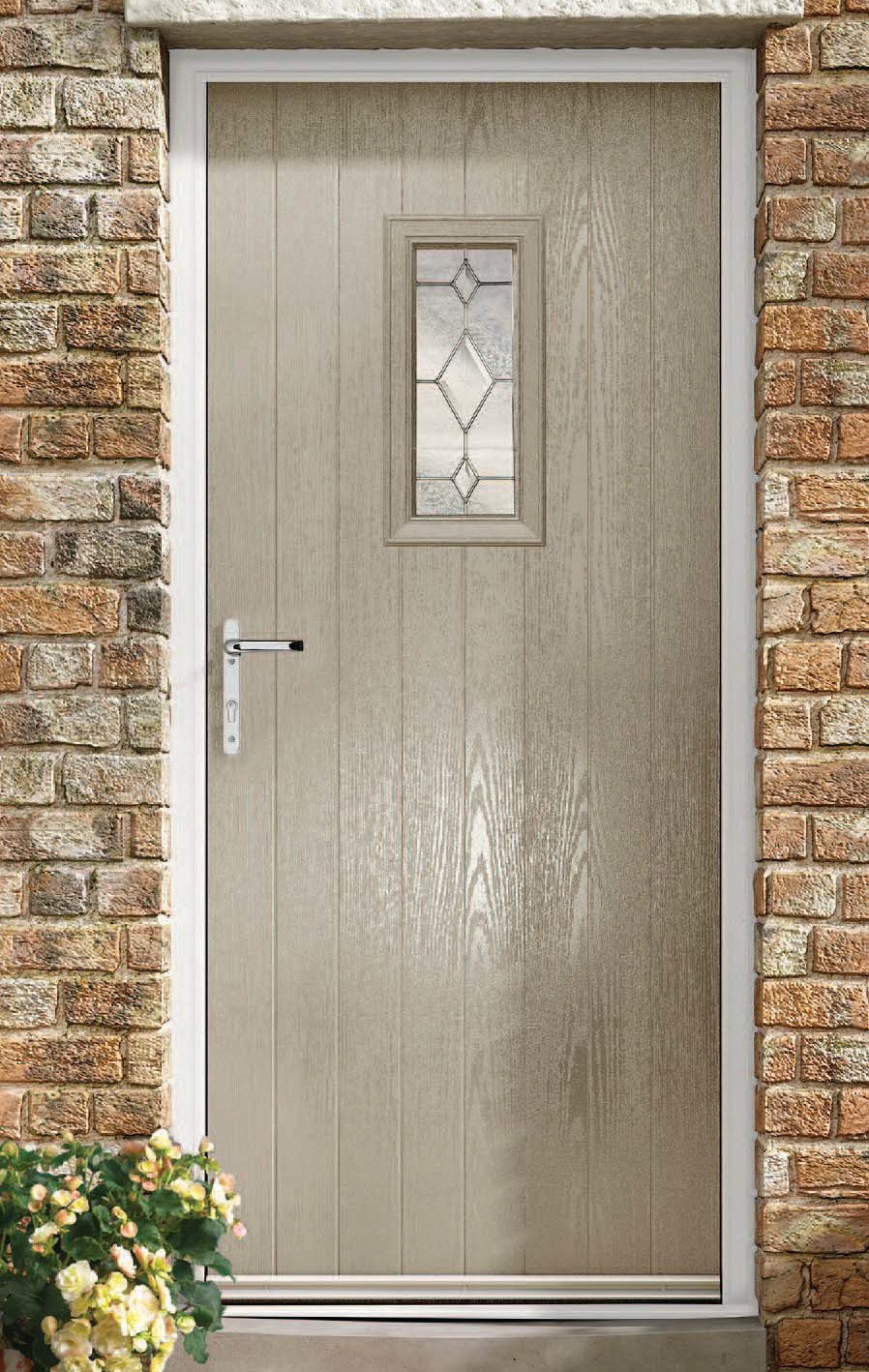 Cottage GRP Doors