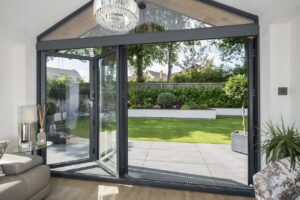 definitive bi-folding aluminium doors