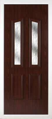 Coloured upvc door portfolio strata group for Wood effect upvc french doors
