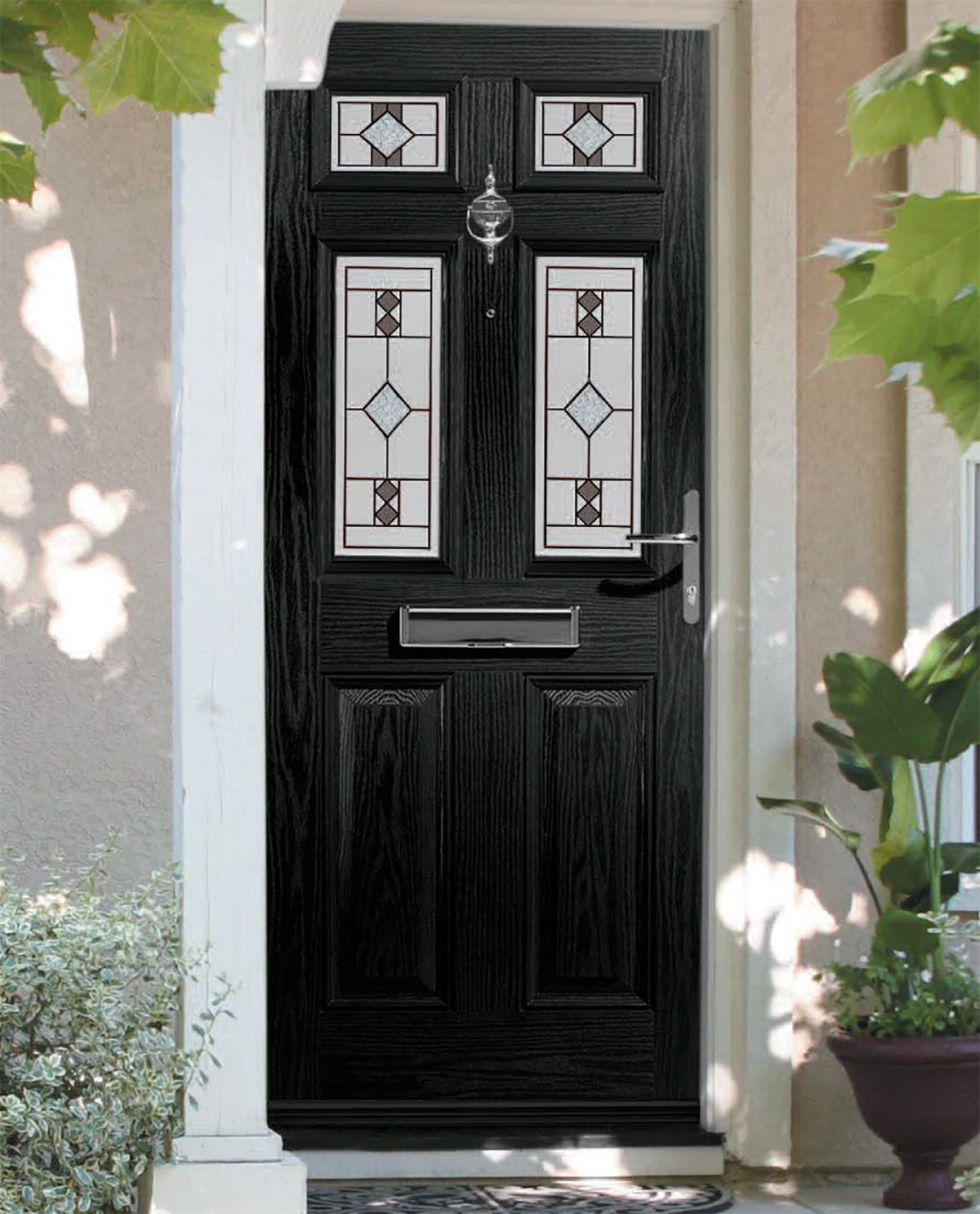 Edinburgh Composite Doors