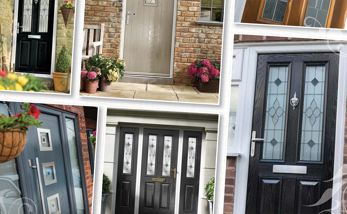 GRP Faced Composite Doors