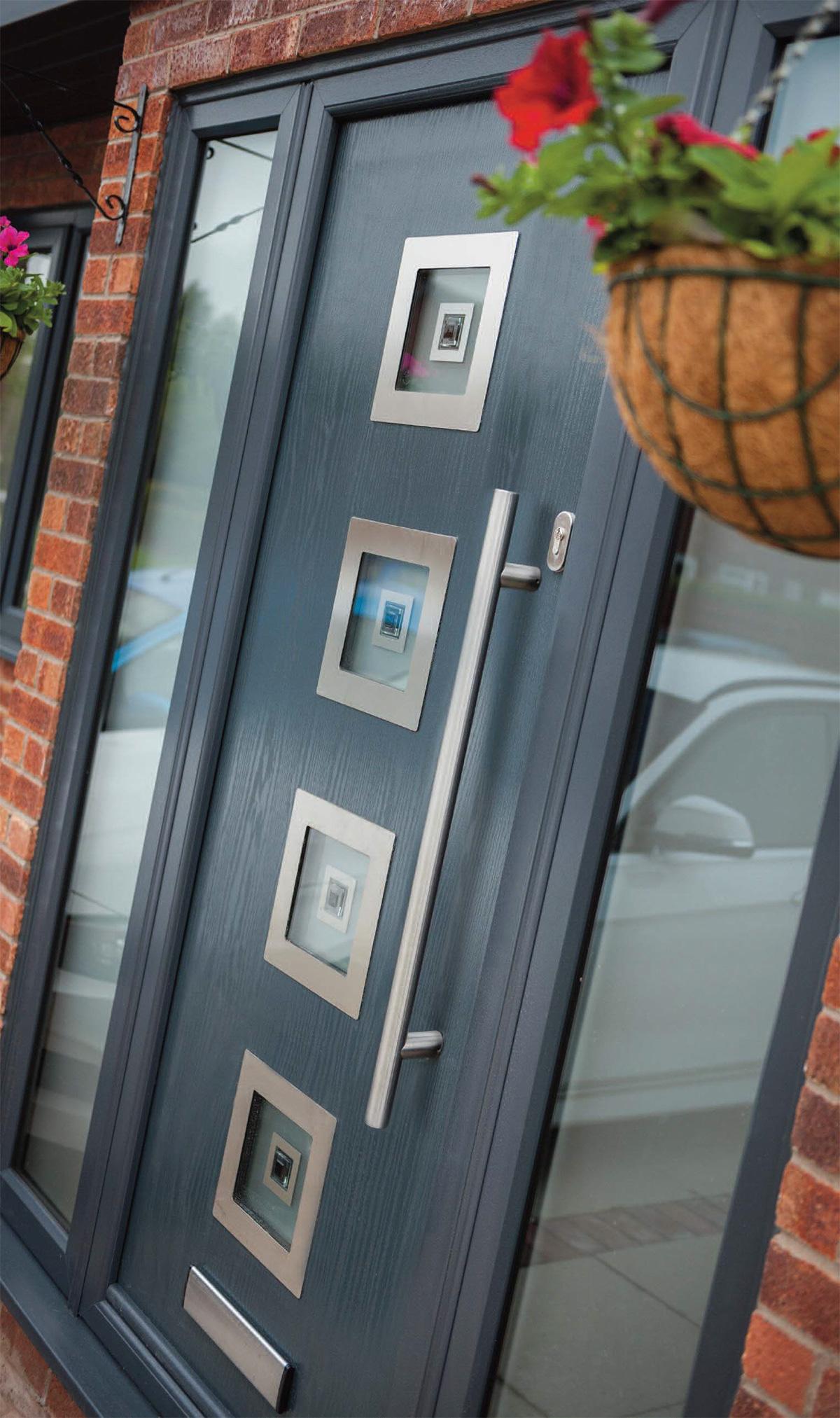 Inox GRP Doors