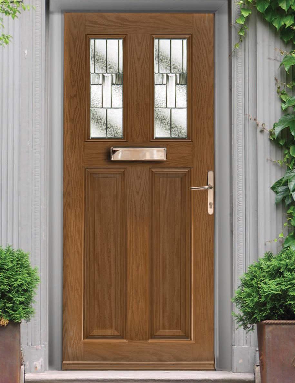Lindisfarne Composite Doors