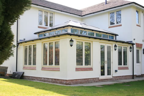 Orangeries and Conservatories
