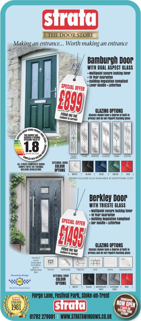 Strata Doors Offer