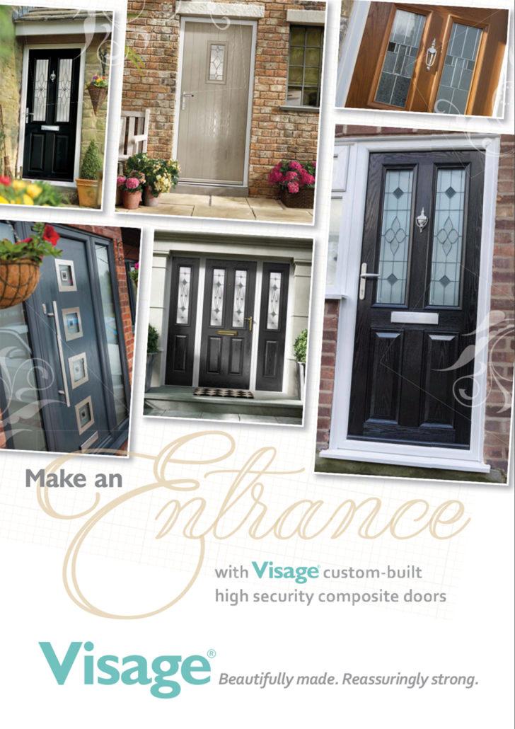 Strata Composite Doors Brochure 2019