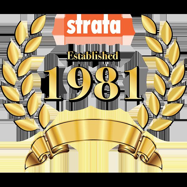 Strata Windows Since 1981