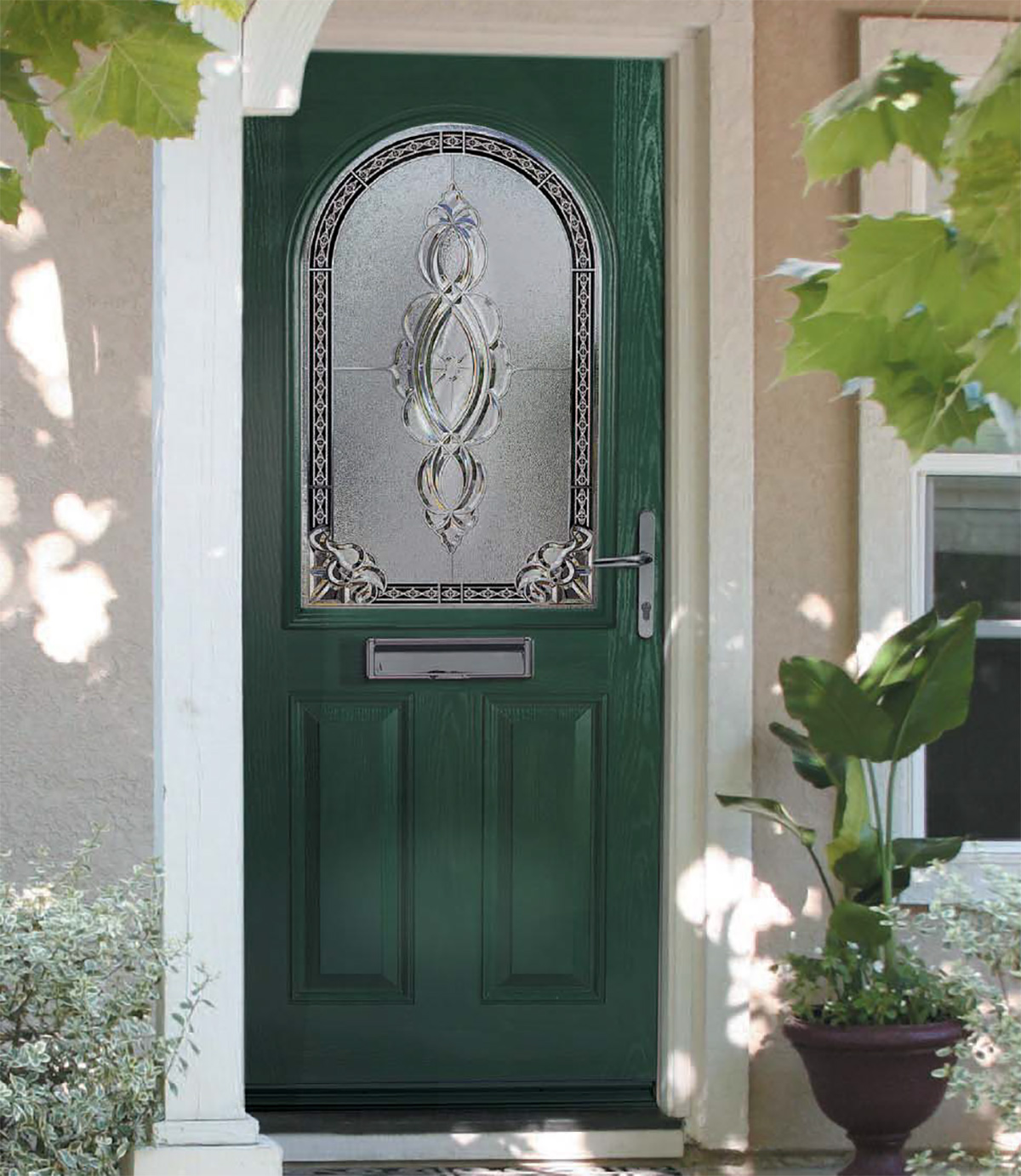 Windsor & Caernarfon Composite Doors