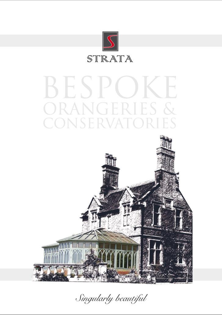 Strata Bespoke Orangeries Brochure 2019